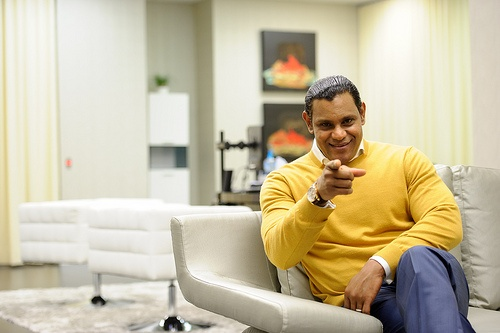 Sammy Sosa Has the Creepiest Pinterest Page Ever
