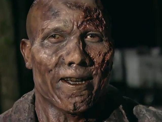 Gross: Former Steelers Player Hines Ward Zombified for Walking Dead