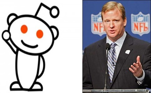 "Roger Goodell Participates In Reddit's ""Ask Me Anything"". Answers Questions About Bounty Gate, A Raise for Rich Eisen and Socks."