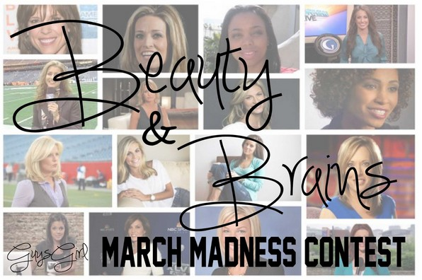 Beauty and the Brains: The Sweet 16 of Female Sports Reporters