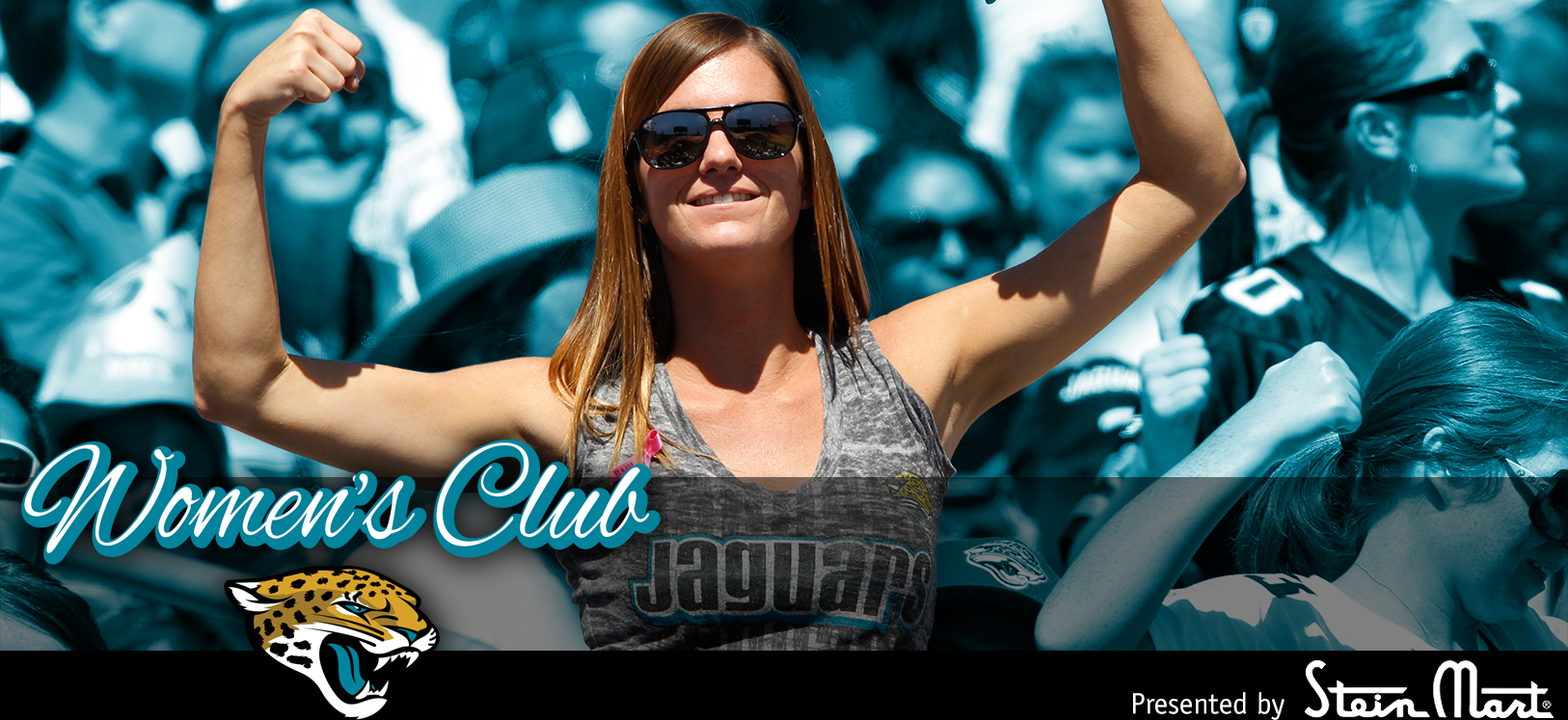 Jaguars Become 7th Team In the NFL To Add Official Women's Fan Club