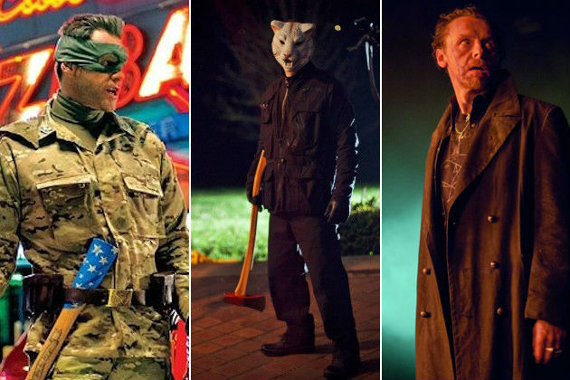 Kick Ass 2, Elysium, The World's End and More in Summer Movie Preview