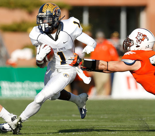 Kent State RB Dri Archer (Photo by Kirk Irwin/Getty Images)