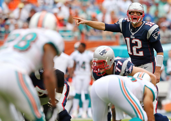 The AFC East is the Patriots to lose. Again.