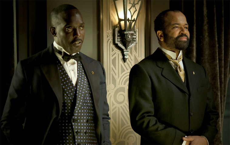 Boardwalk Empire, Jeffrey Wright, Michael Kenneth Williams
