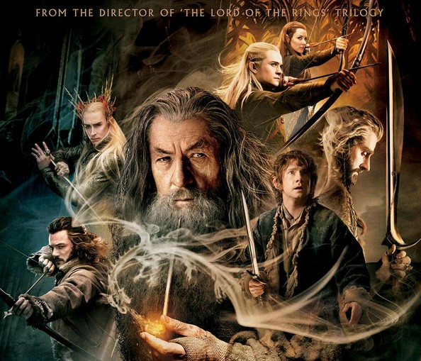 Hobbit Update: New Trailer, Production Diary and Denny's Menu