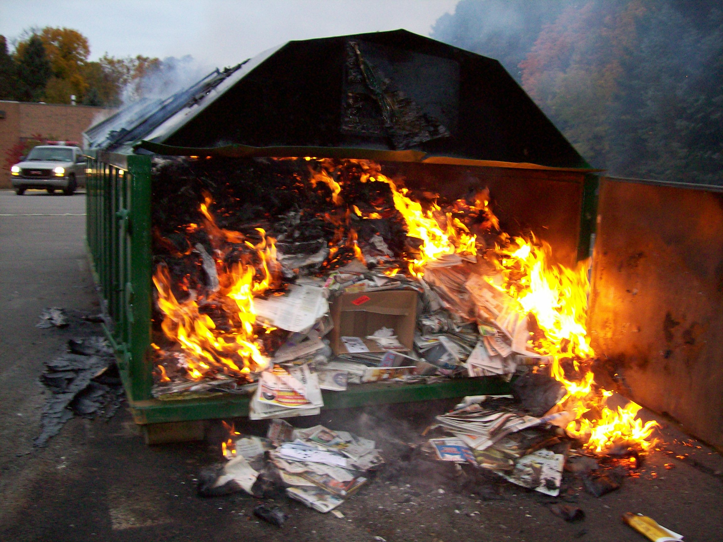 Mock Draft Dumpster Fire