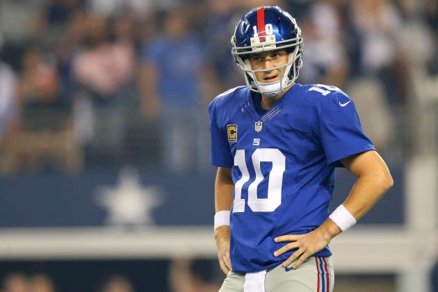 Can Eli Manninng Bounce Back From an Awful 2013 Season?