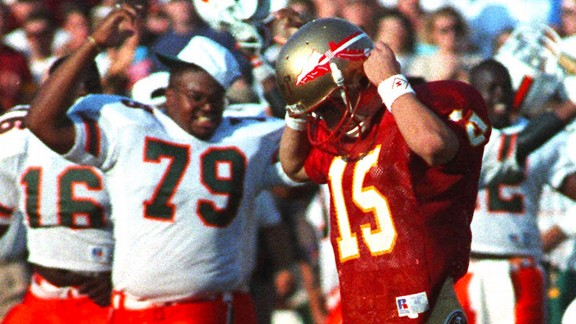 Get Ready For the Rivalry of the Ages: Noles vs. The U