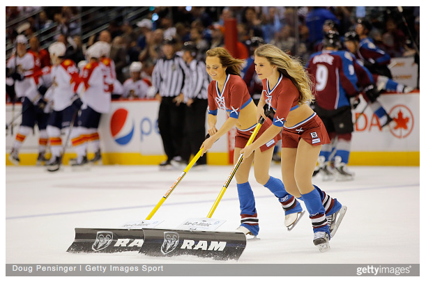 Are NHL Ice Girls Good or Bad for the League?