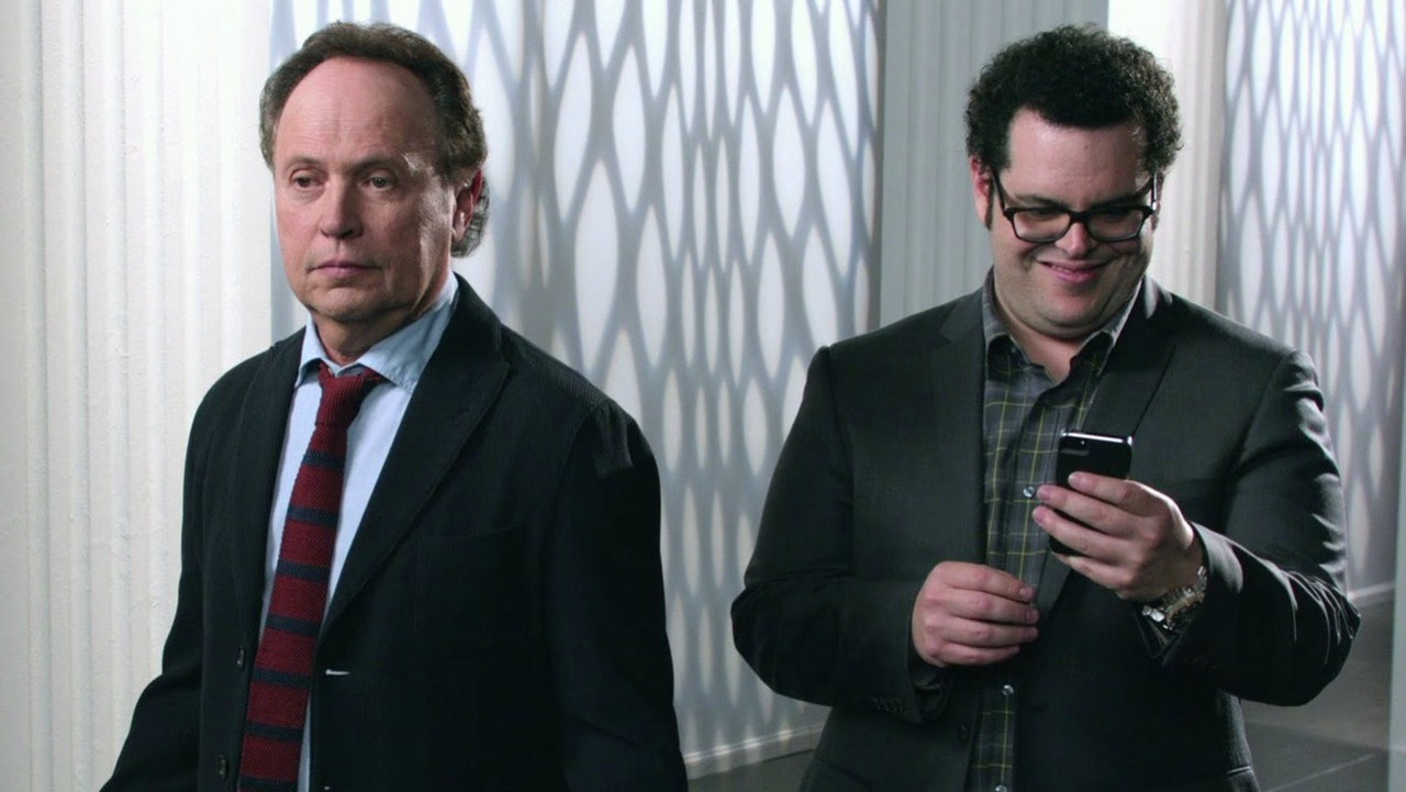 The Comedians, Josh Gad, Billy Crystal