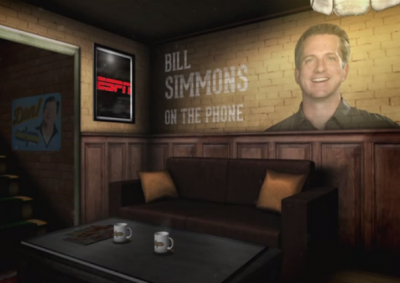 bill simmons whats next