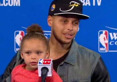 steph curry daughter riley
