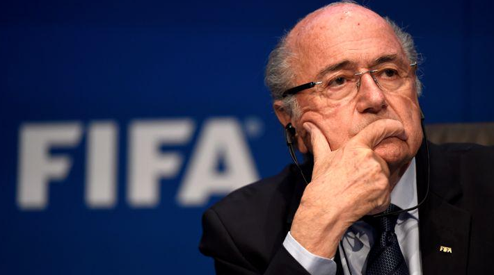 Sepp Blatter resigns as FIFA president, and John Oliver explains how we got here