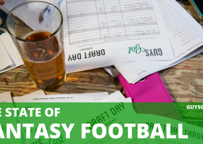 THE STATE OF FANTASY FOOTBALL