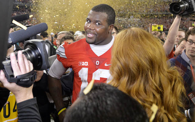 Ohio State QB Cardale Jones Insults Female Sports Fans on Twitter; Claims He was Hacked