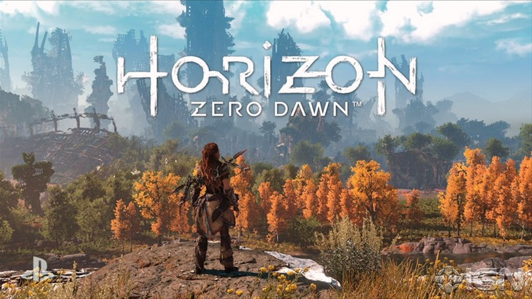 Horizon Zero Dawn looks like Tauriel meets Gears of War