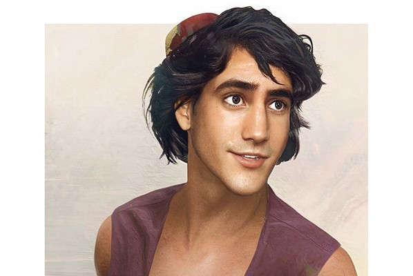 What Disney Princes would look like in real life