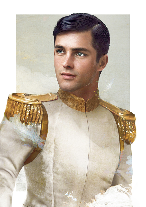 disney princes real life