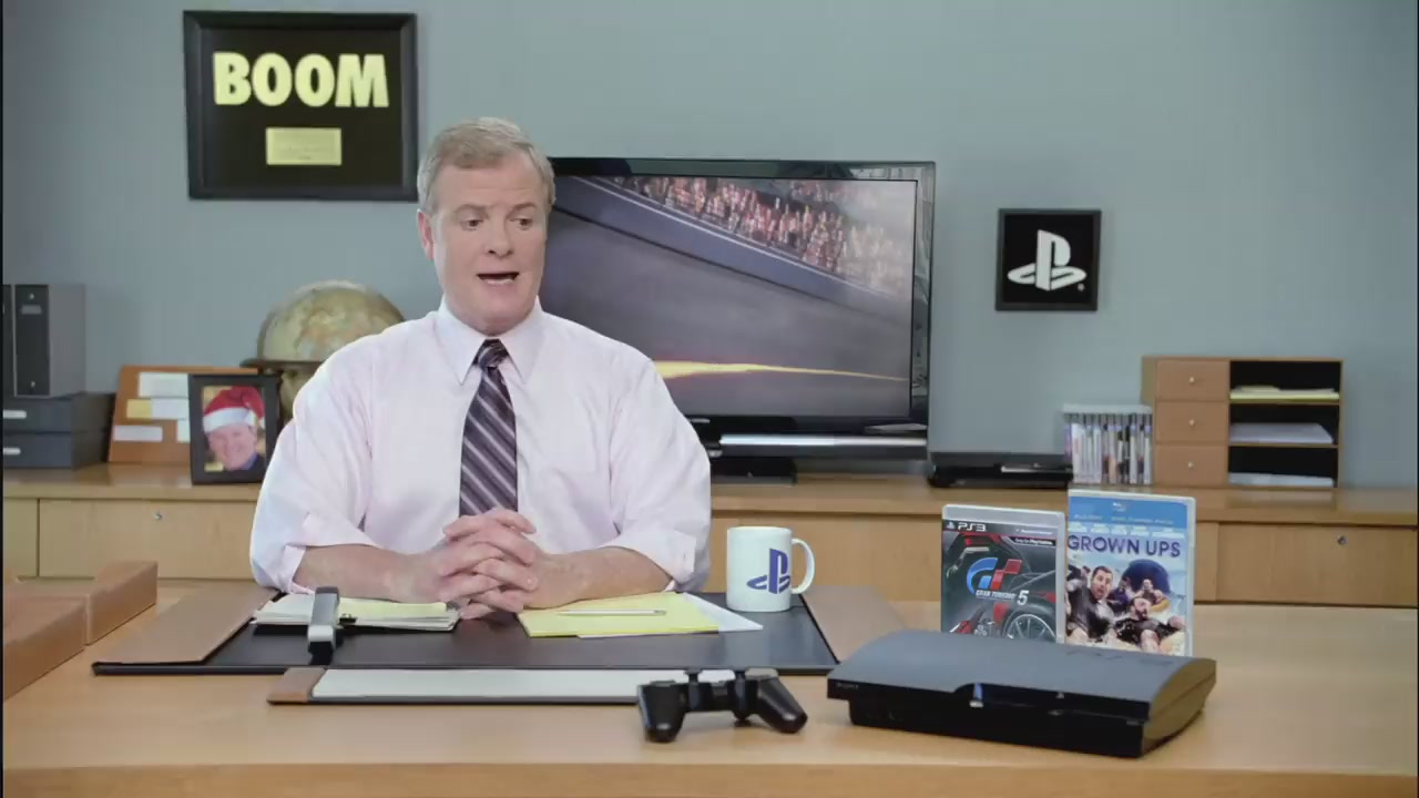 What happened to Kevin Butler, Sony Playstation's pitch man?