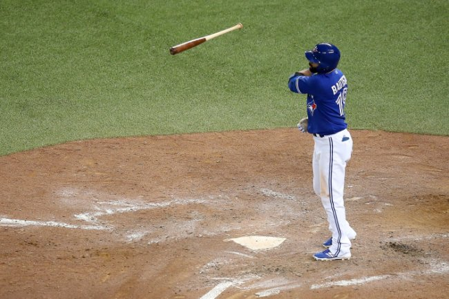 Learn from a champion. I don't even NEED that bat anymore.