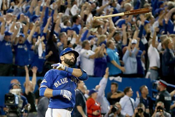 Jose Bautista bat flip proves why MLB needs to change