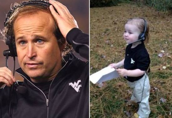 little dana holgorsen costume