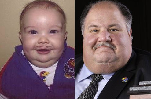 little mark mangino costume