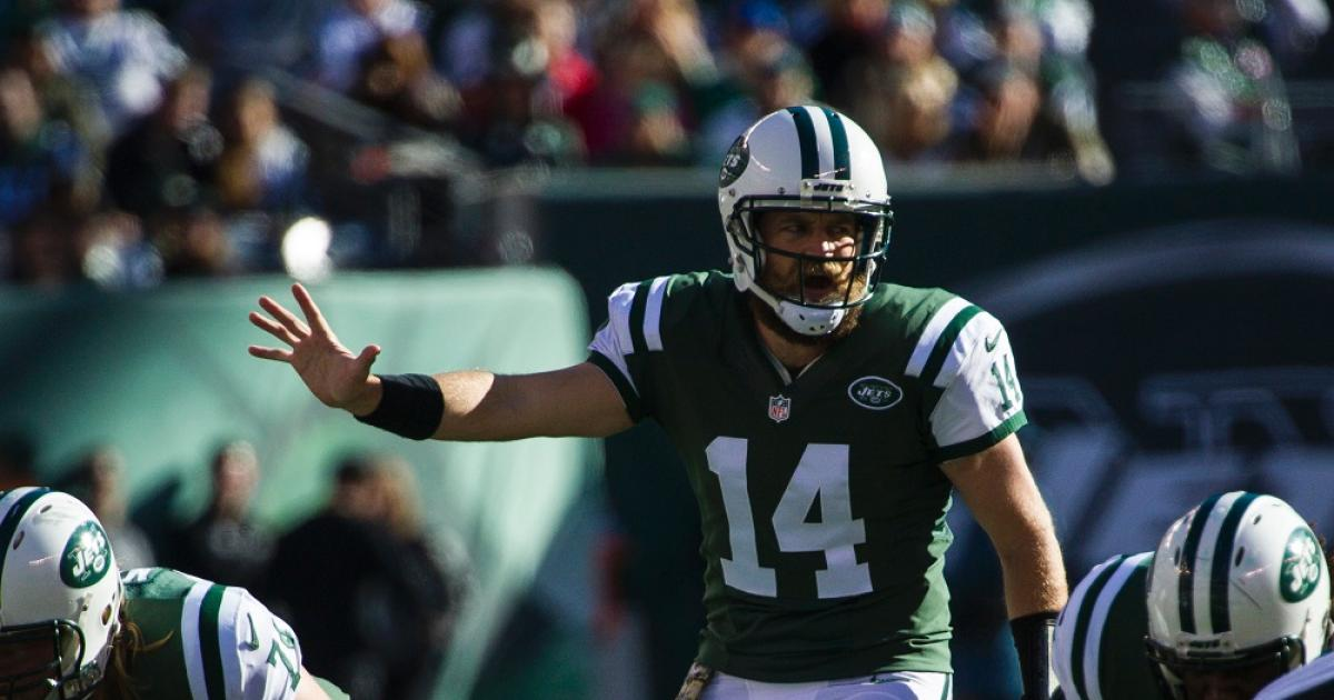 Ryan Fitzpatrick, New York Jets