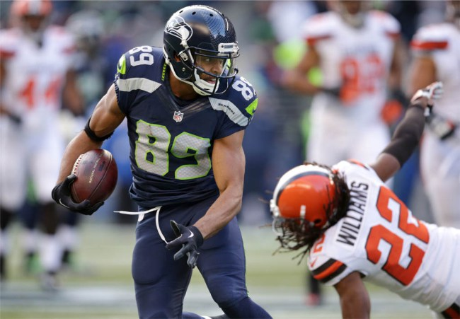 Doug Baldwin, Cleveland Browns, Seattle Seahawks