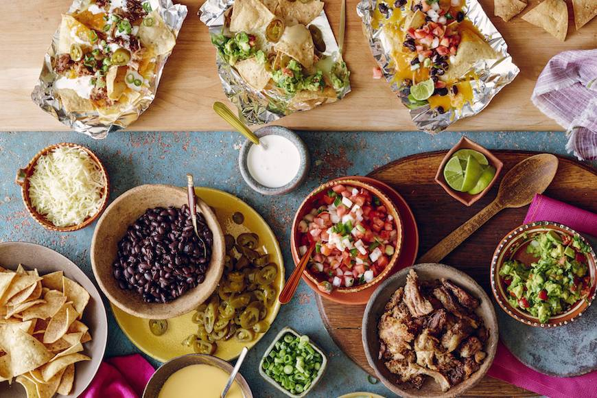 Screw the Diet and indulge in these Super Bowl snacks