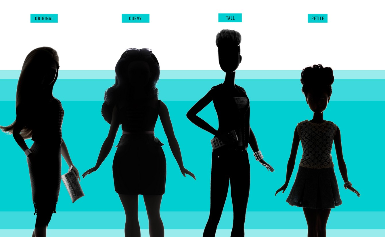 Barbie just made the biggest change since 1957