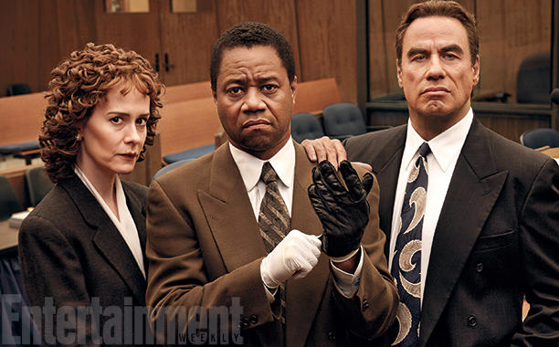 Why 'The People vs. O.J. Simpson' is damn good television