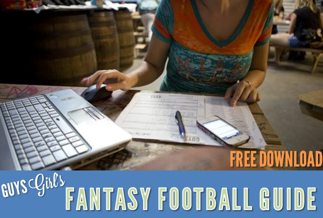 GuysGirl's Free Fantasy Football Guide