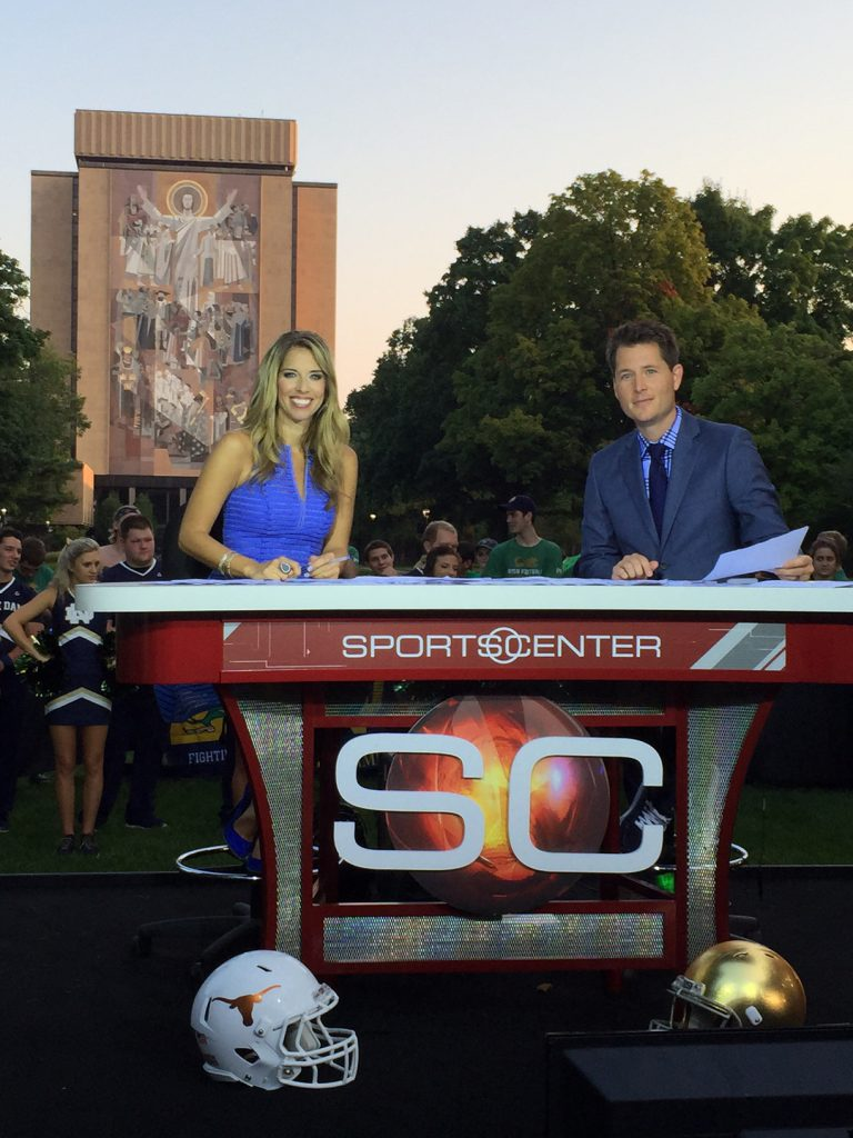 sara walsh sportscenter