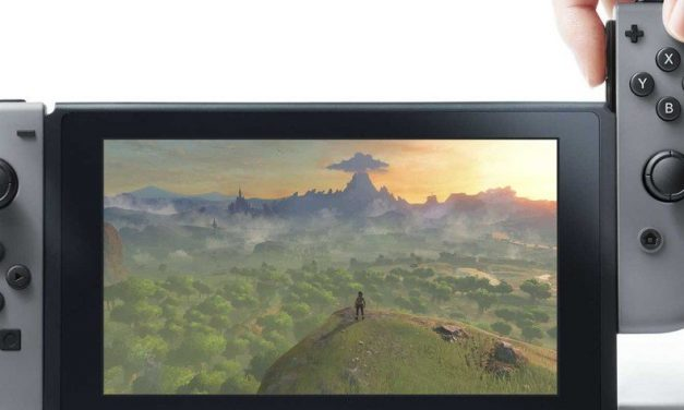 First look at Nintendo Switch and what to expect from the new console
