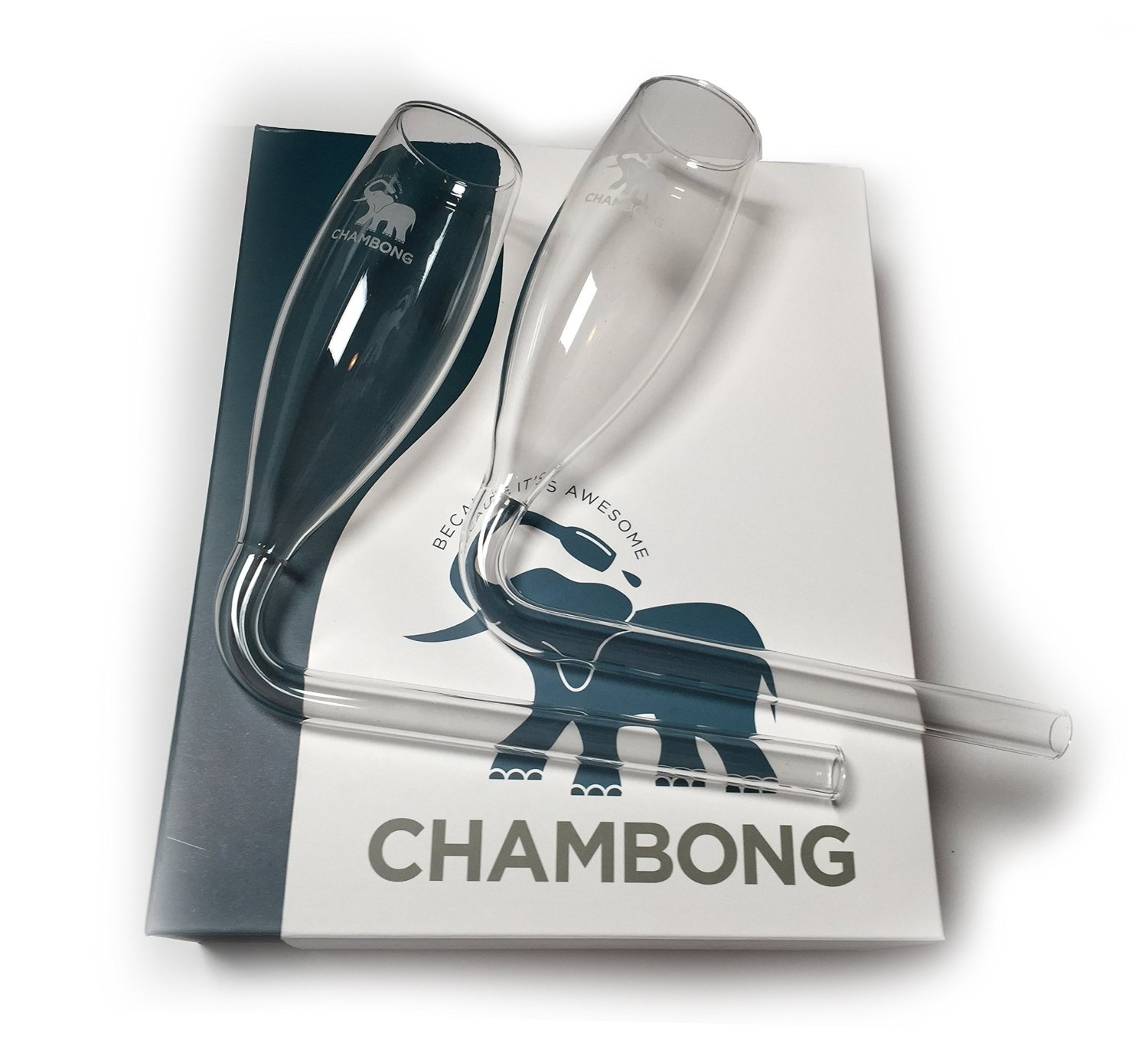 chambong champagne funnel