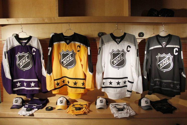 nhl allstar game 2017