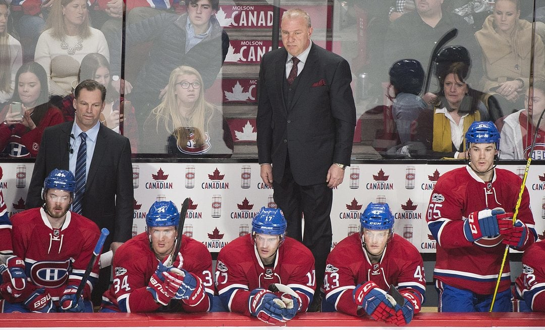 Canadiens head coach