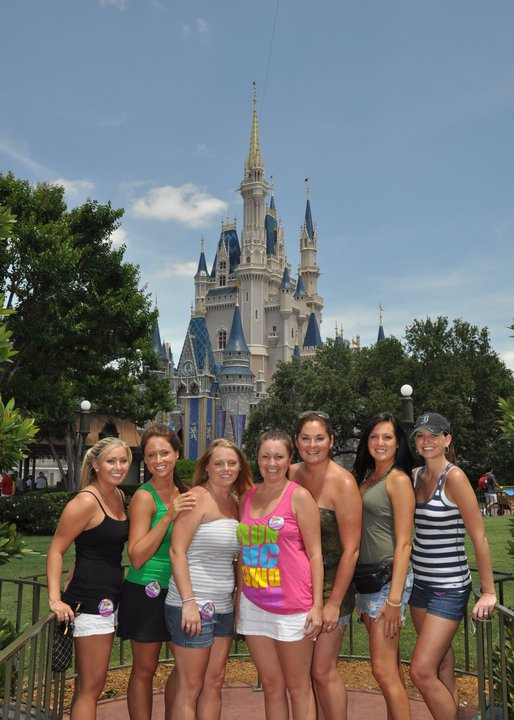 disney bachelorette party